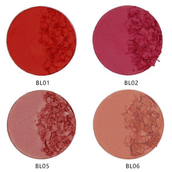 Blusher palette-BLP02