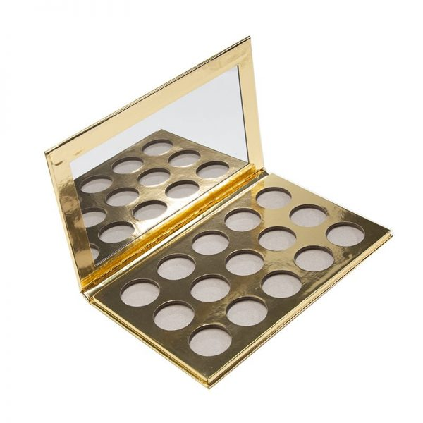 Gold Eyeshadow Palette (Empty, Limited Edition)