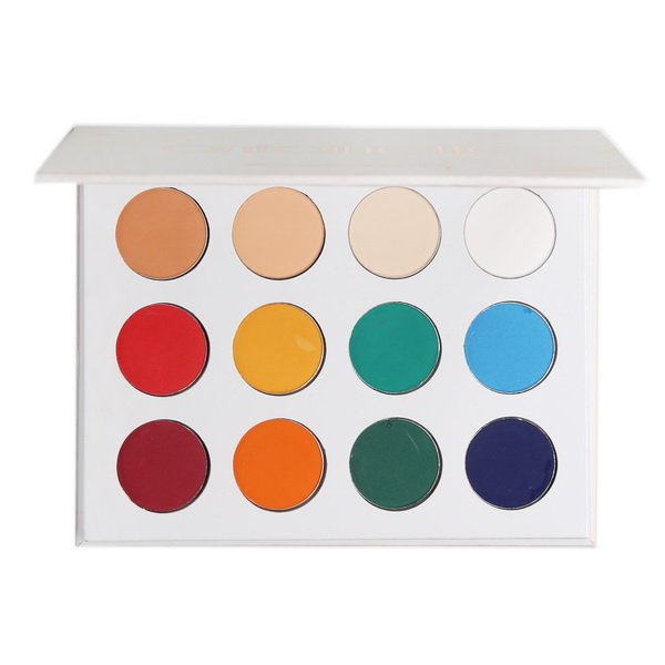 Eyeshadow Palette: BC08 (12 colors, fixed)