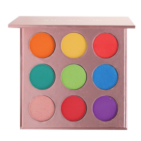 Eyeshadow Palette: BC32 (9 colors, Fixed) (Copy)