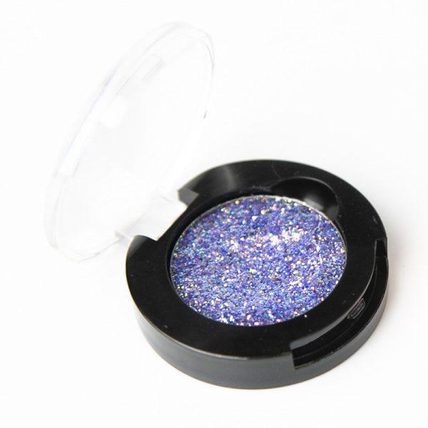 Pressed Glitter in single jar (30 colors, Water-Resistant)