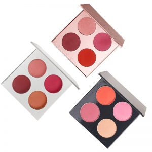 Luminous Blush Palette (2 variants, 3 types palette)