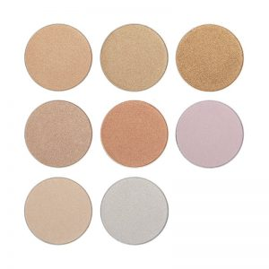 Highlighter Pressed Powder (Single, 8 colors)