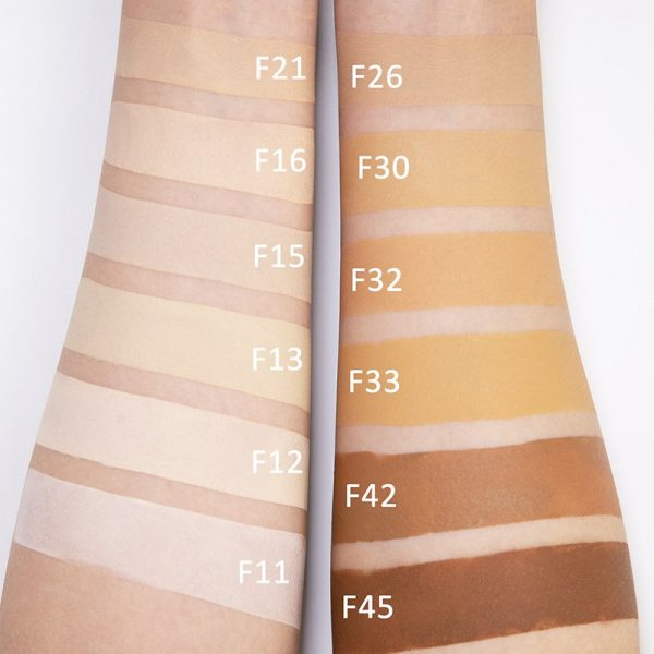 NEW! Soft Matte Longwear Liquid Foundation (24 colors)