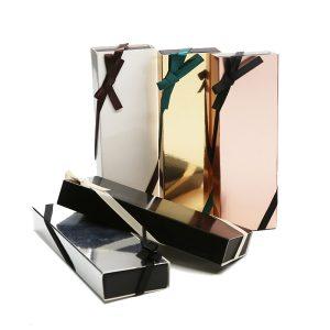 Empty Handmade Gift Box for Matte liquid