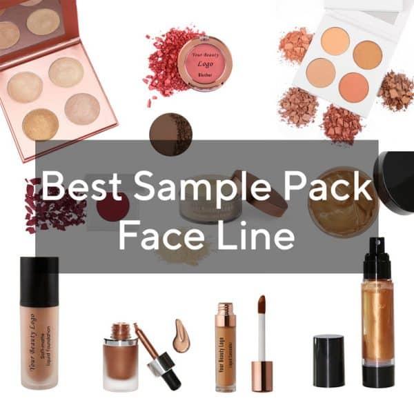 Best sample pack- face line