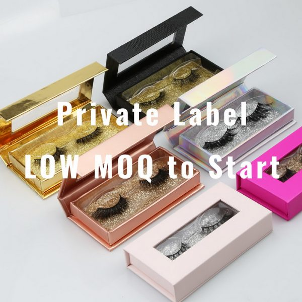 Private label lash brand