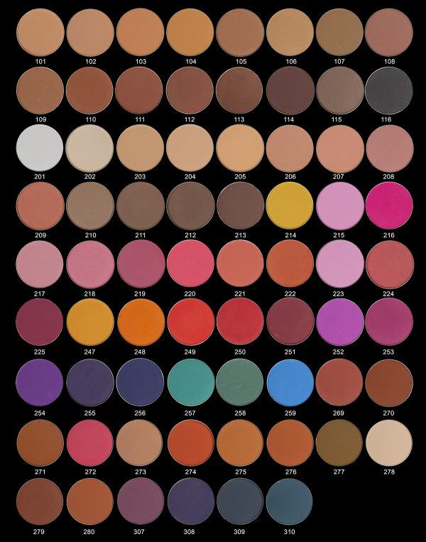 matte eyeshadow group main