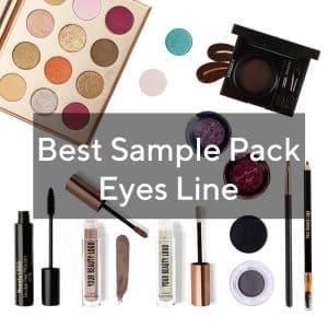Best sample pack- eyes line