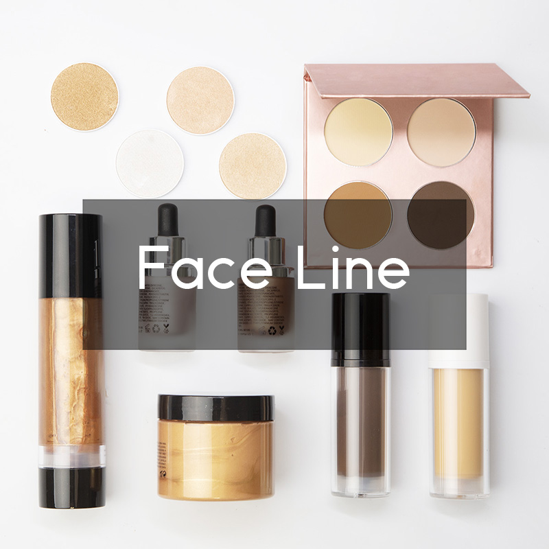 Private label Face makeup
