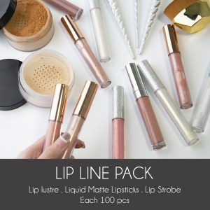 Lip line pack