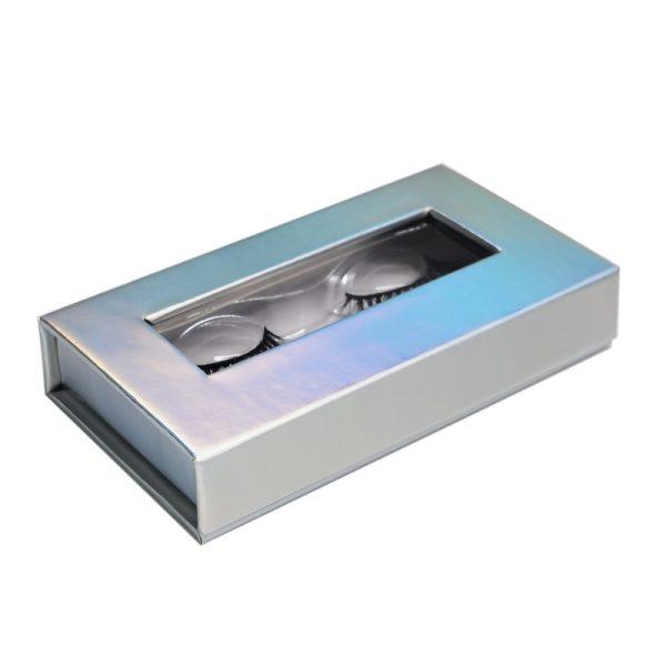 holographic lash box