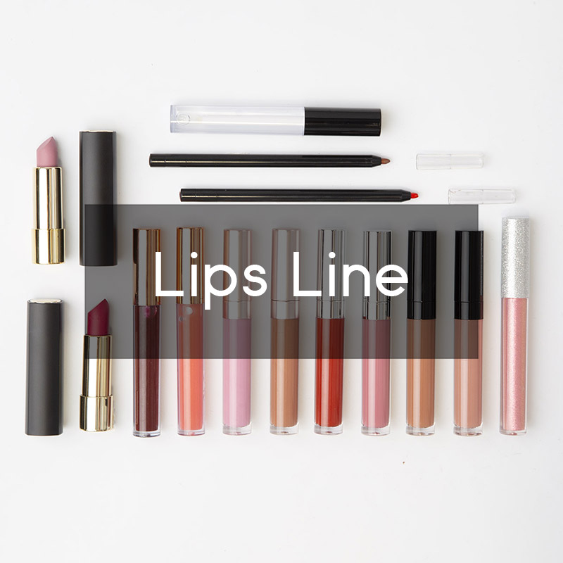 Private label lips makeup