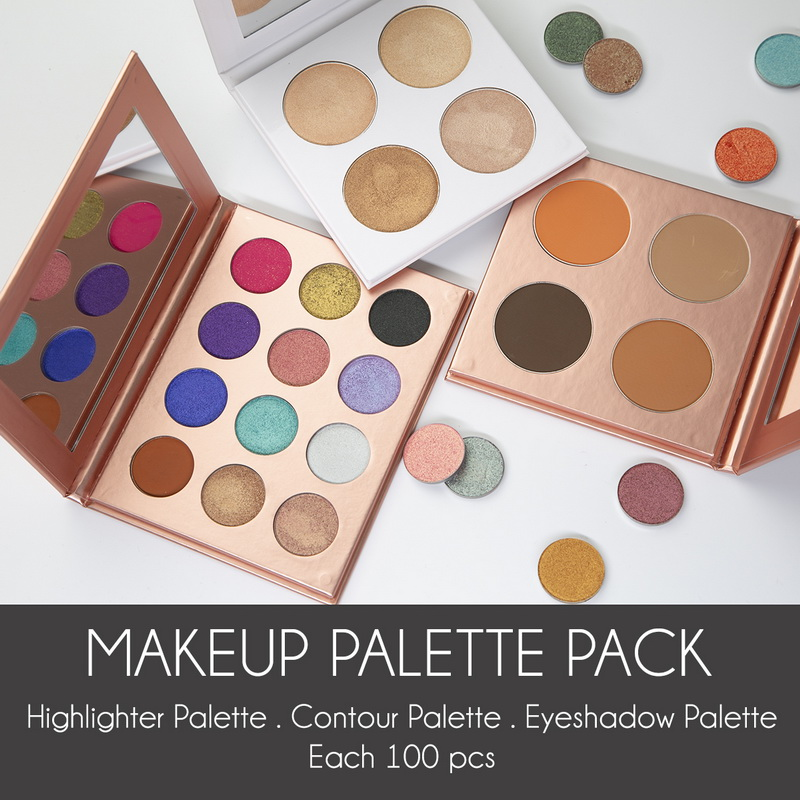 makeup palette pack