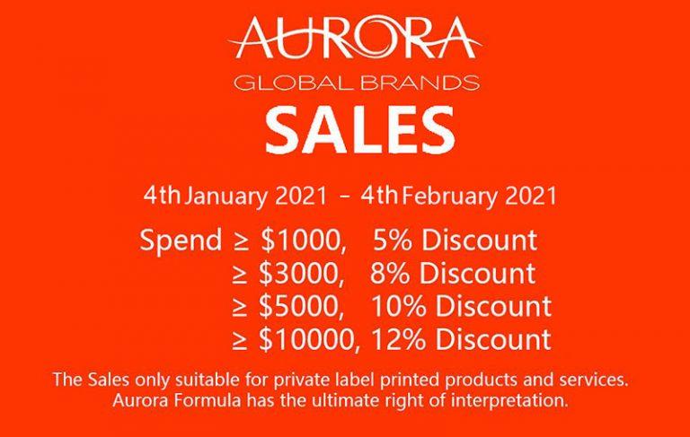 sales campaign 2021