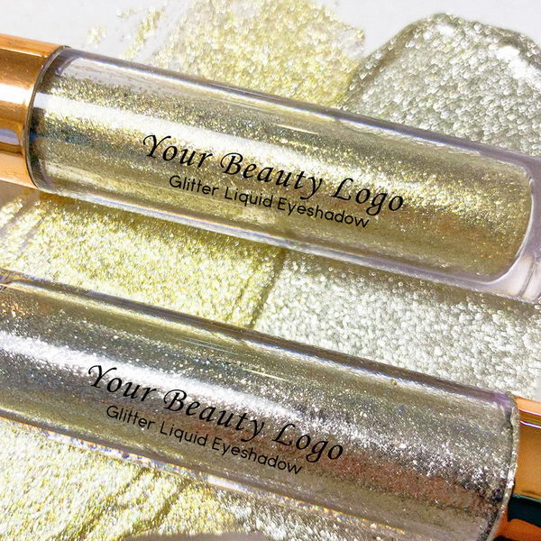 shimmer liquid eyeshadow private label