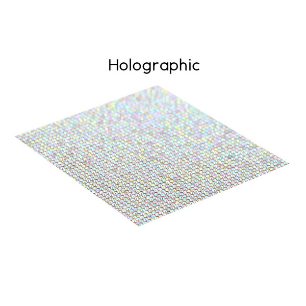 diamond sticker-holographic