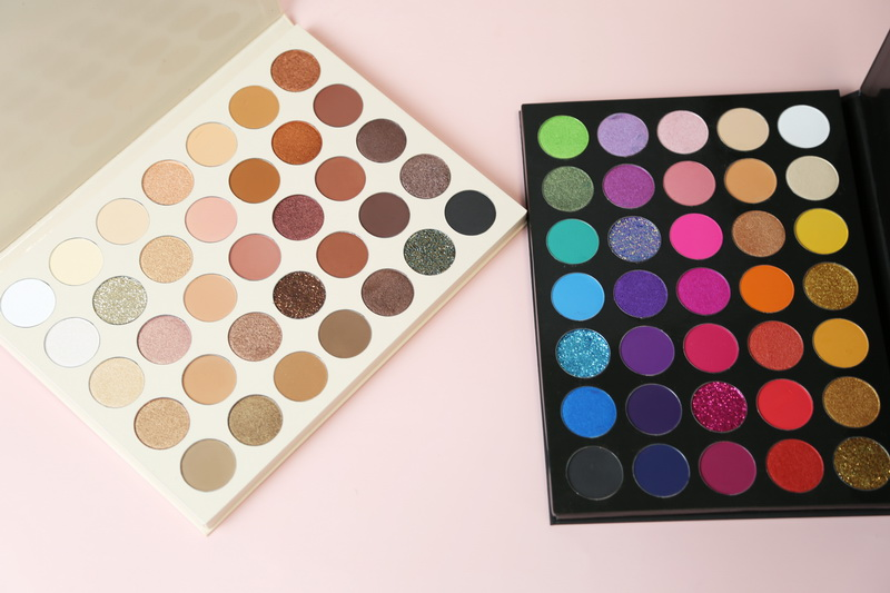 35 shades eyeshadow palette