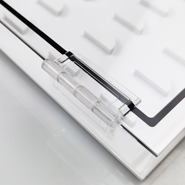 lashes acrylic display connection