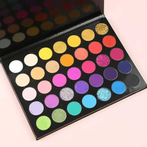 professional eyeshadow palette