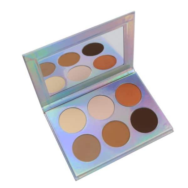face makeup palette
