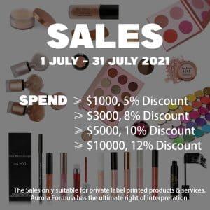 Big sales July